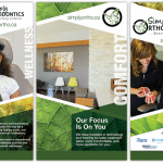 Simply Orthodontics Trade Show Banners