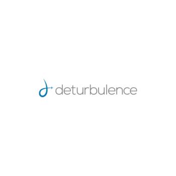 Deturbulence Logo Design