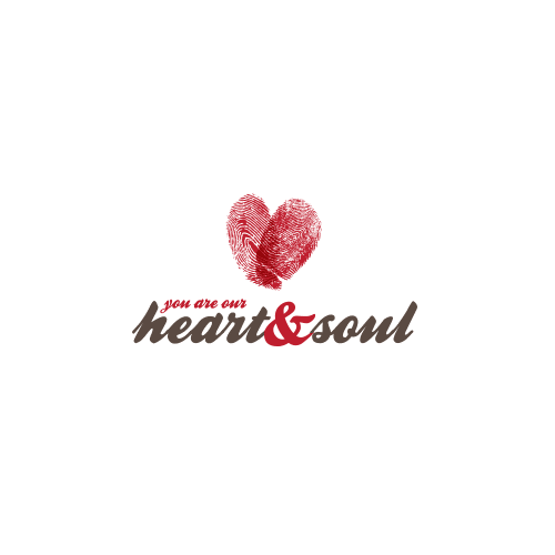 Heart & Soul Logo Design