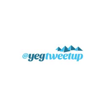 YEGTweetup Logo Design