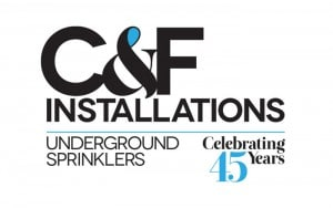 C&F Logo Design - New