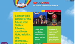 skittles-website-marketing