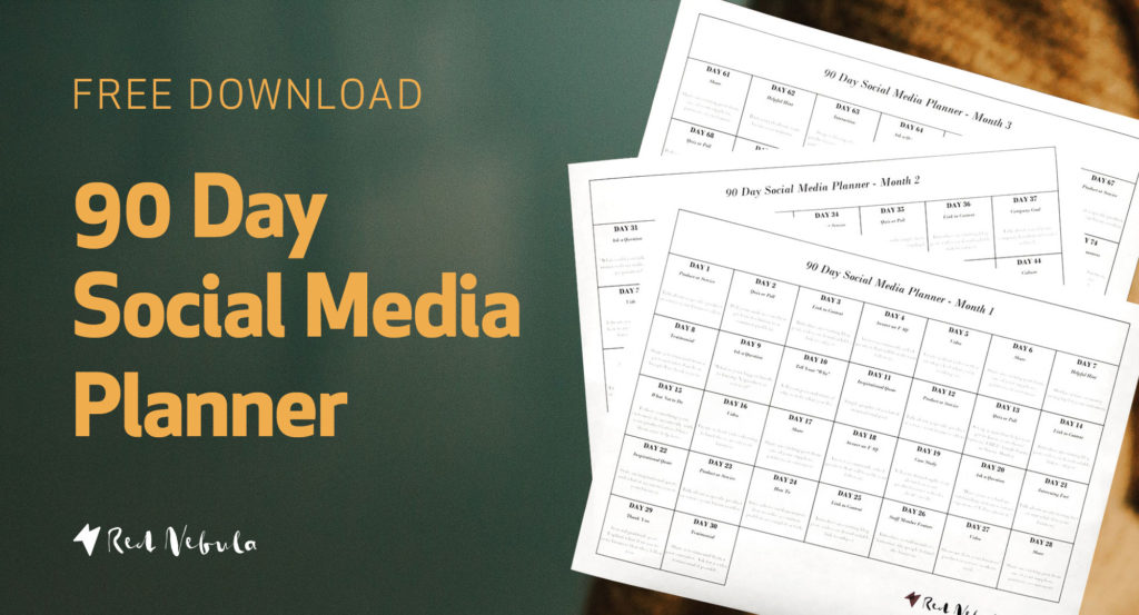 90-day-social-media-planner-graphic
