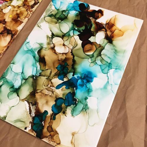 rednebula jenngarman 2018 alcohol blue brown 10x14