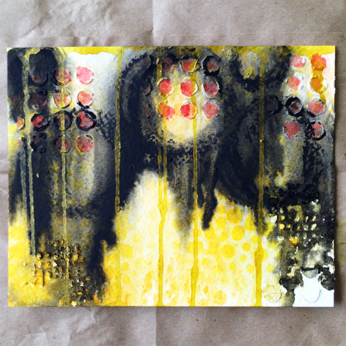 yellowabstract